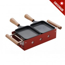 Raclette Twiny Cheese rouge