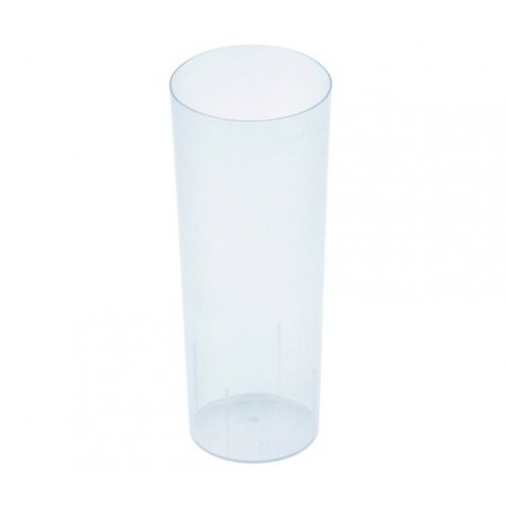 Verre Longdrink incassable 2dl transparent