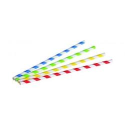 Paille Naturesse couleur en Papier