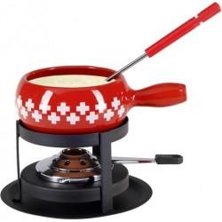 Set à fondue au fromage Swiss 1 personne